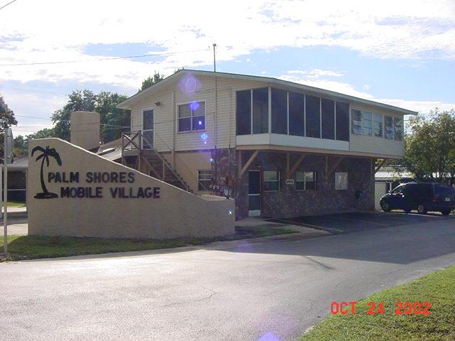 Palm Shores Mobile Village
